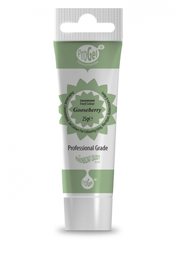 ProGel Concentrated Colour - Gooseberry